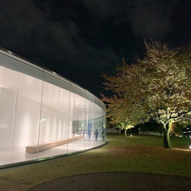 日本美術館-金澤美術館外觀