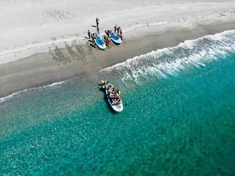 2021最新SUP立槳推薦-烏岩角藍色啤酒海