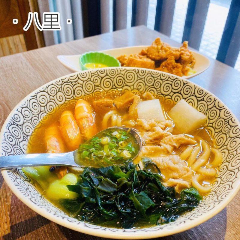 福悅日式食堂,八里美食