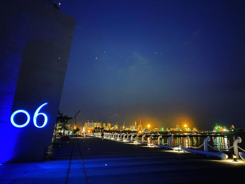 高雄夜景景點光榮碼頭