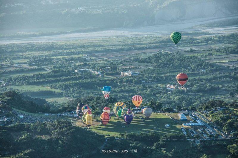 泰平山起飛場