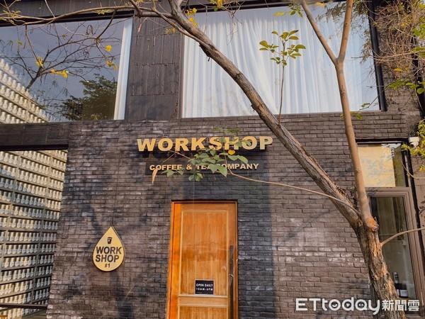 ▲▼台中Workshop Tea Room&Foods。(圖/記者蕭筠攝)