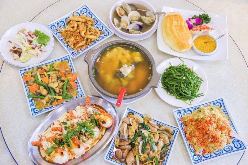 新北美食 萬里美食懶人包 萬海亭海鮮餐廳
