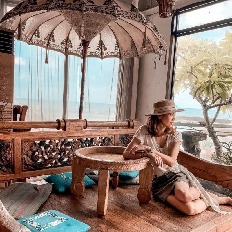新北美食 萬里美食懶人包 龜吼咖啡 峇里島風格