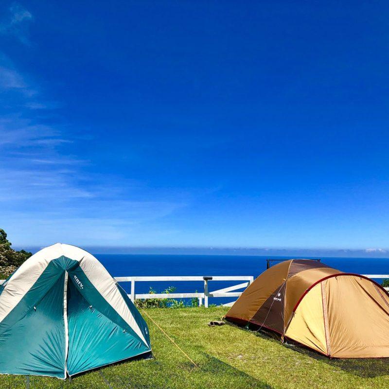 高山鷹谷露營區