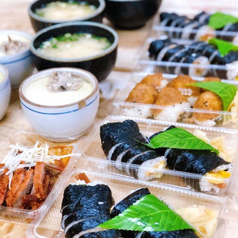 新北景點鶯歌美食阿婆壽司