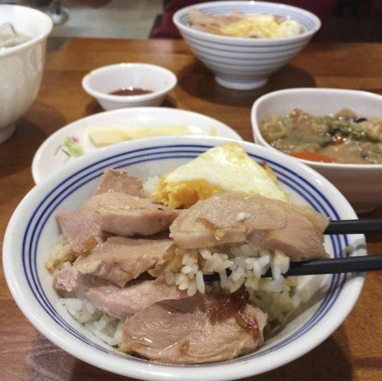 竹東在地必吃美食雞肉飯