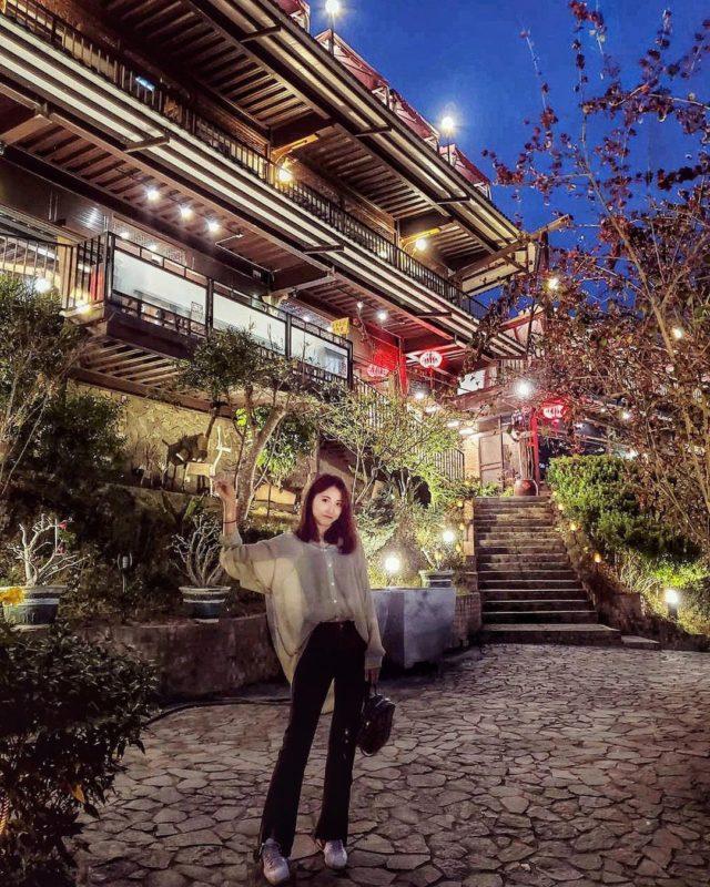 嘉義夜景景觀餐廳清豐濤月