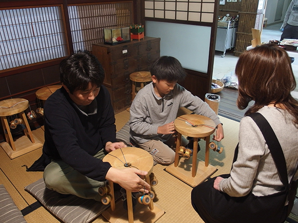 日本中部自助旅行-三重縣組紐編織