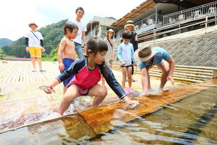 日本愛知縣玩法#3 男川魚梁捕魚/蕎麥麵手打體驗