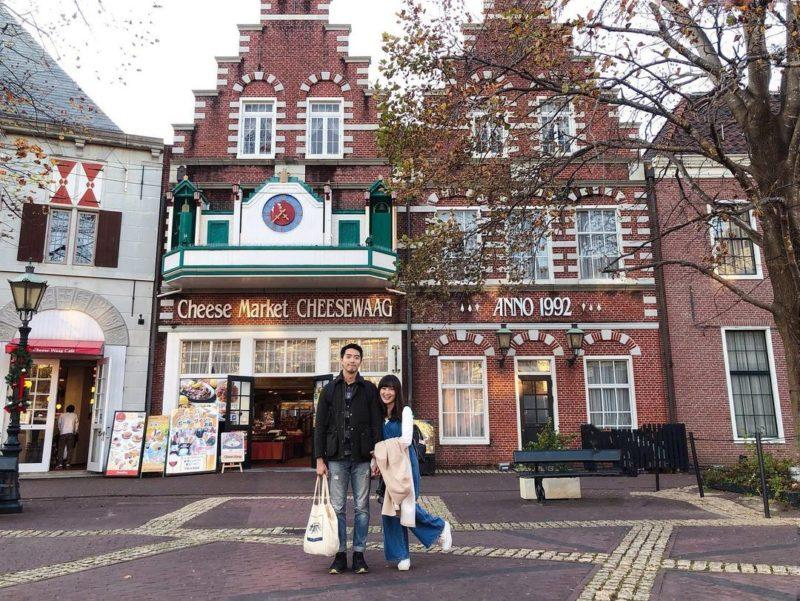 日本遊樂園 豪斯登堡 荷蘭