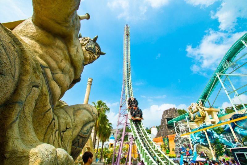 義大遊樂世界祭出微解封限時優惠票價399