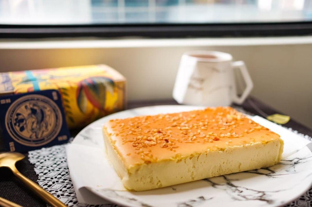 日出乳酪蛋糕