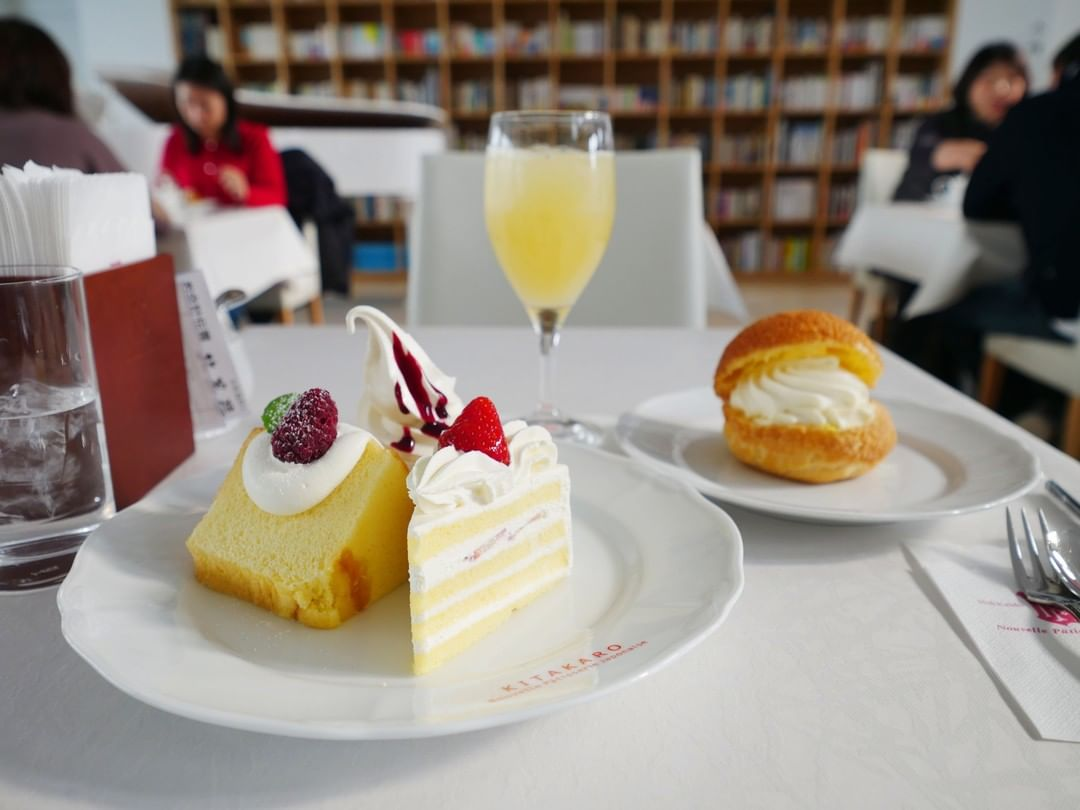 札幌甜點北菓樓甜點