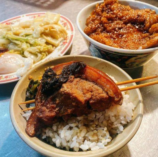 彰化必吃美食,林小胖爌肉飯