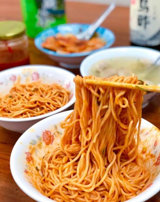 宜蘭必吃美食,蘭陽香辣麵