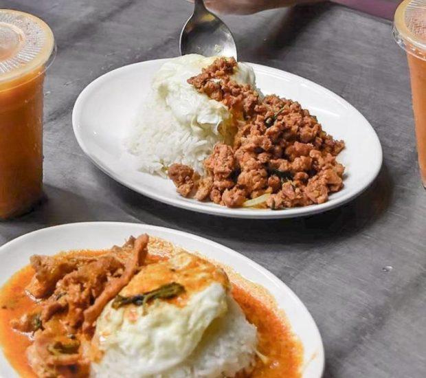中山必吃泰式料理,老麵攤