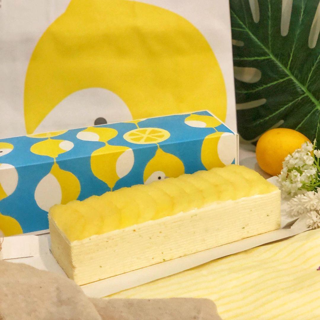 花鳥川水果千層蛋糕
