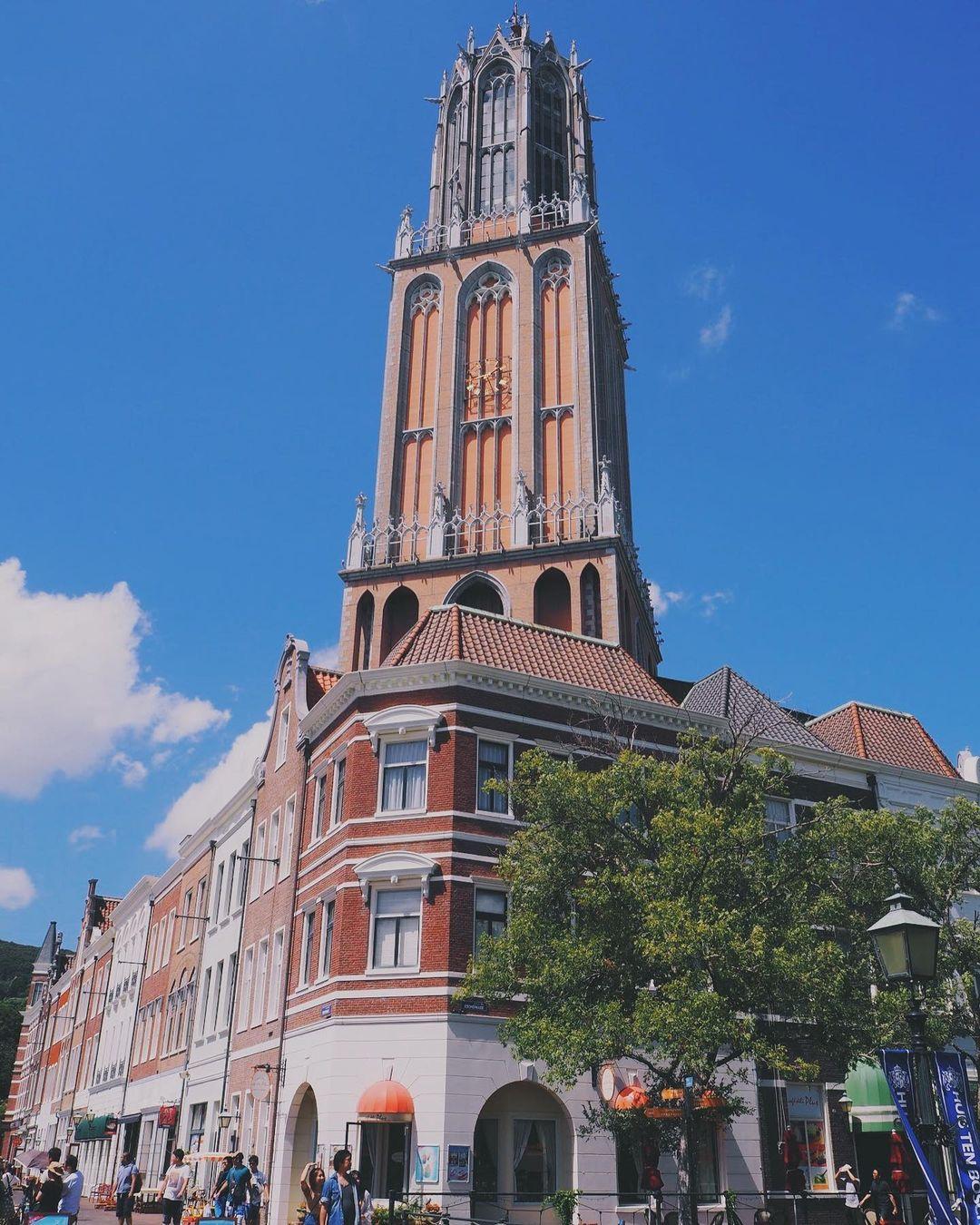 豪斯登堡 高塔城