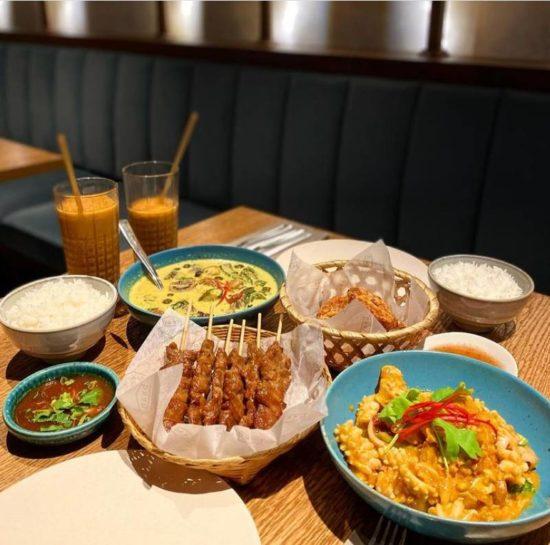台北米其林泰式料理,Baan Taipei