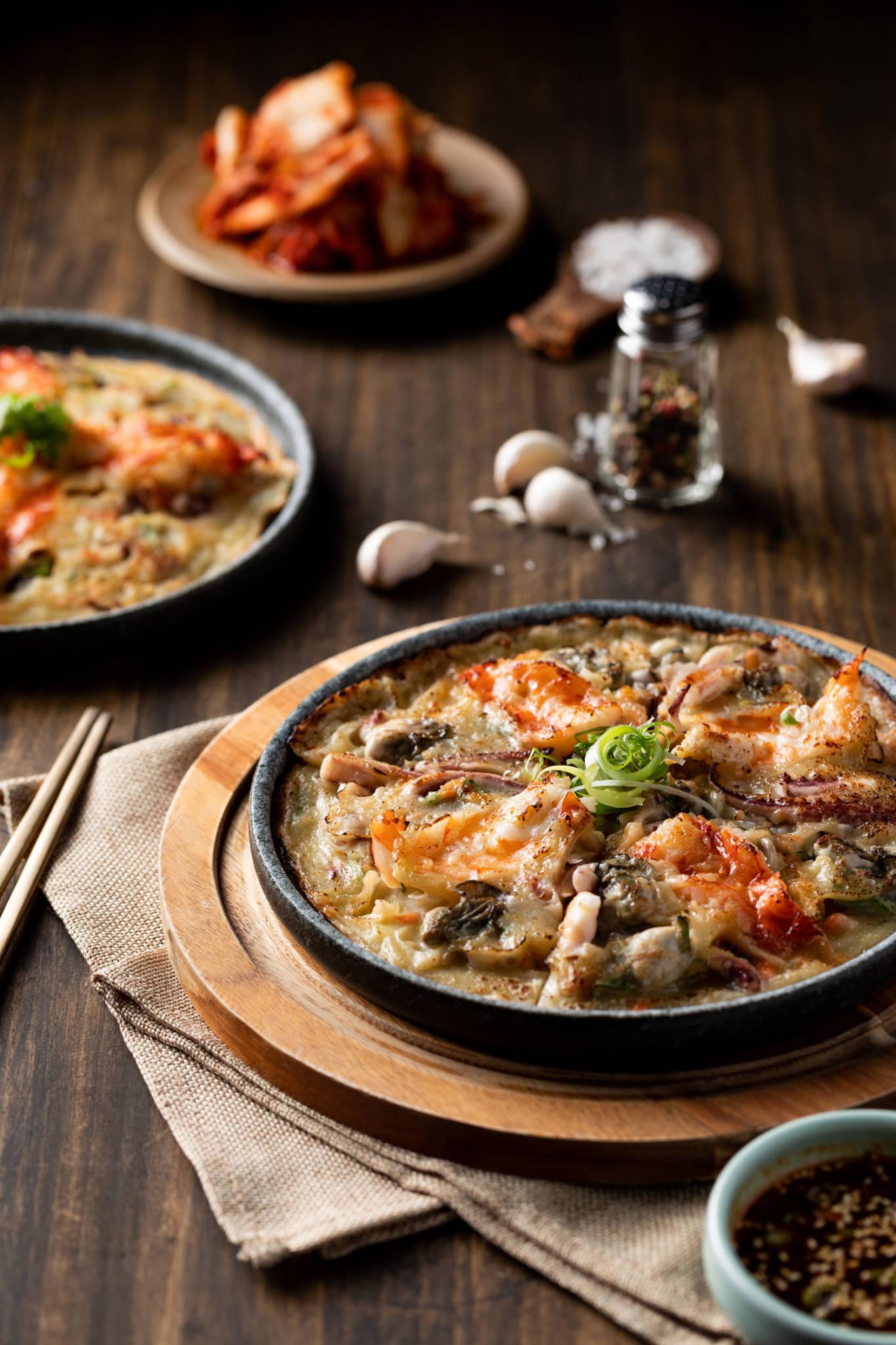 姜滿堂韓式燒肉店 桃園美食