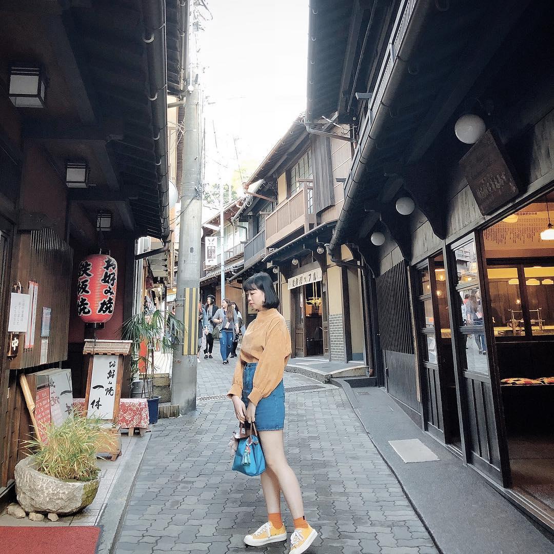 神戶景點有馬溫泉