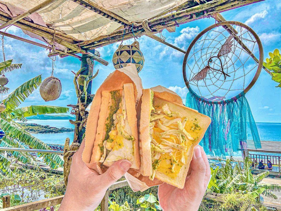 蘭嶼美食阿力給早餐
