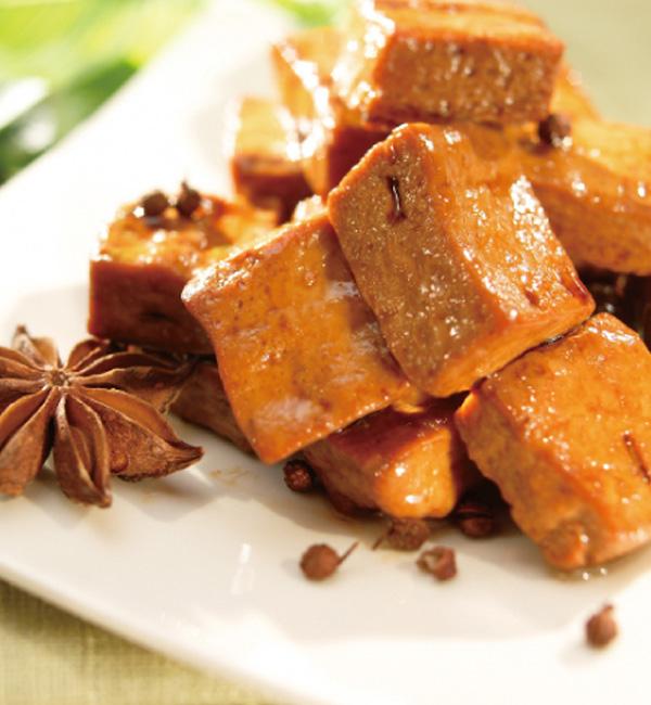 西井村滷味,豆干,台南美食
