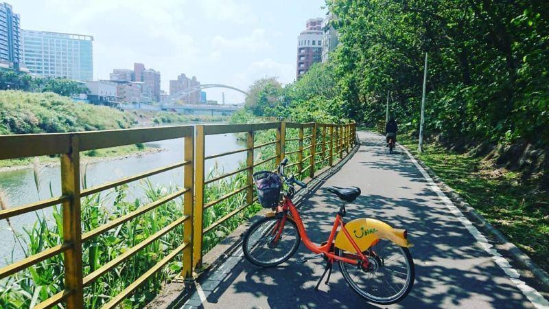 【雙北自行車道】景美溪河濱自行車道