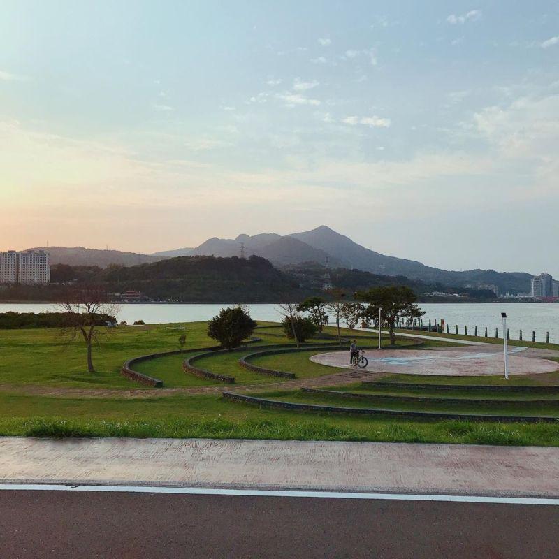 【雙北自行車道】社子島自行車道2