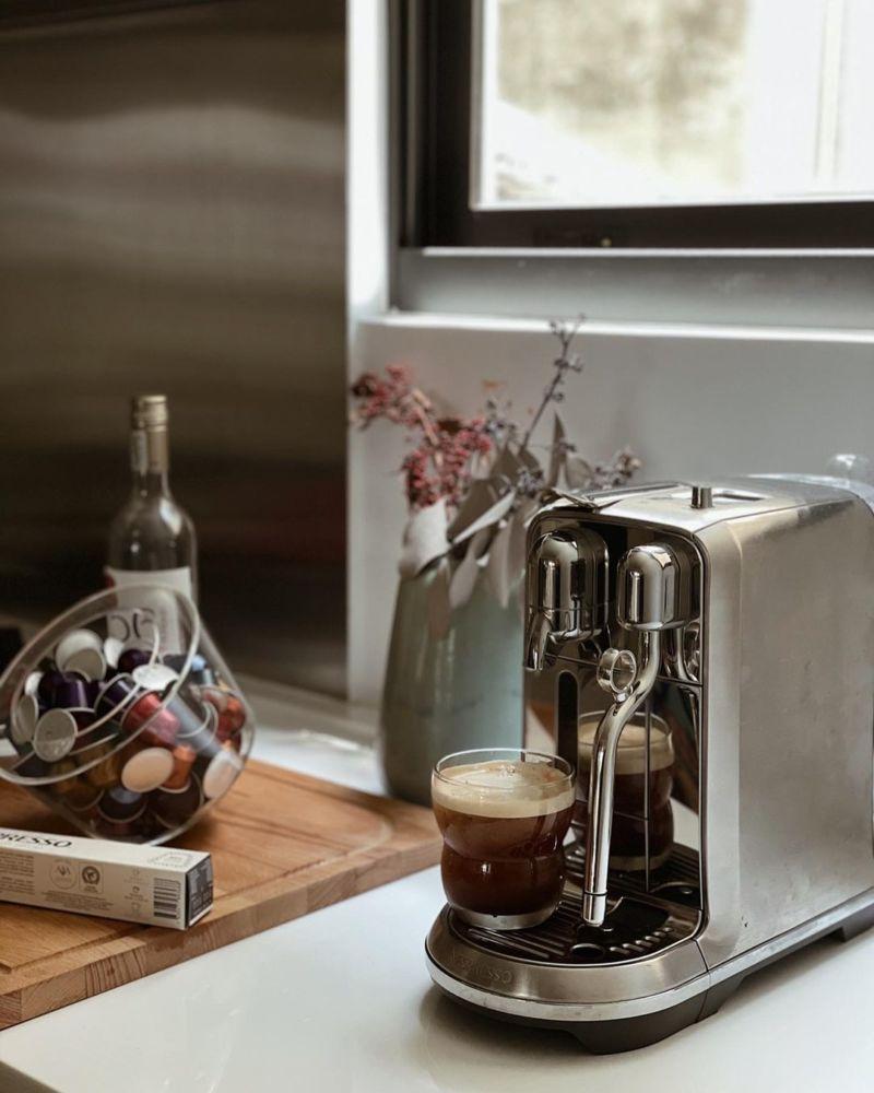 居家儀式感-咖啡機