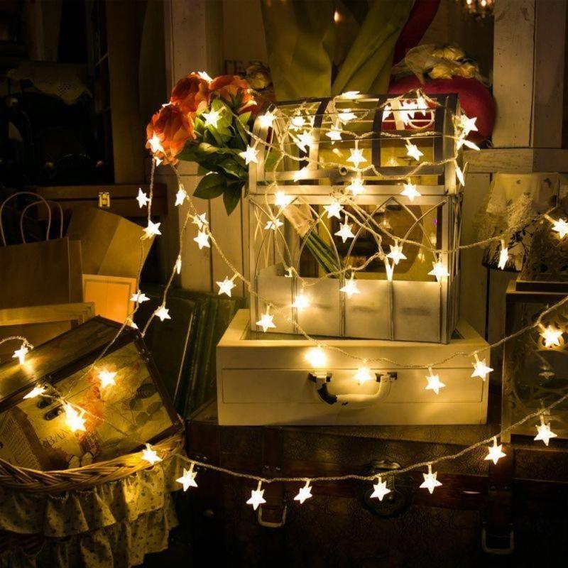 居家儀式感-燈串