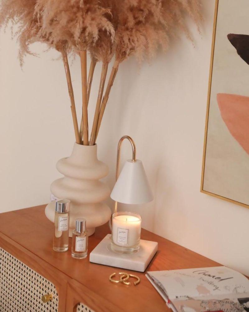 居家儀式感-融蠟燈