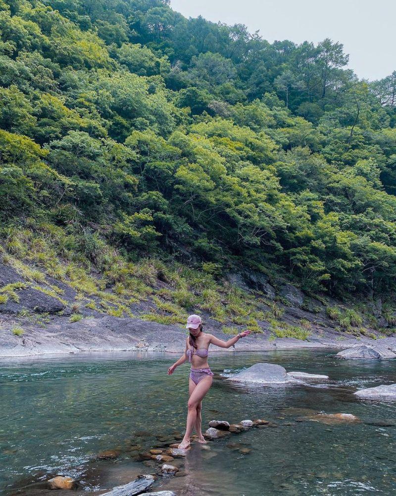 新竹泰崗野溪溫泉