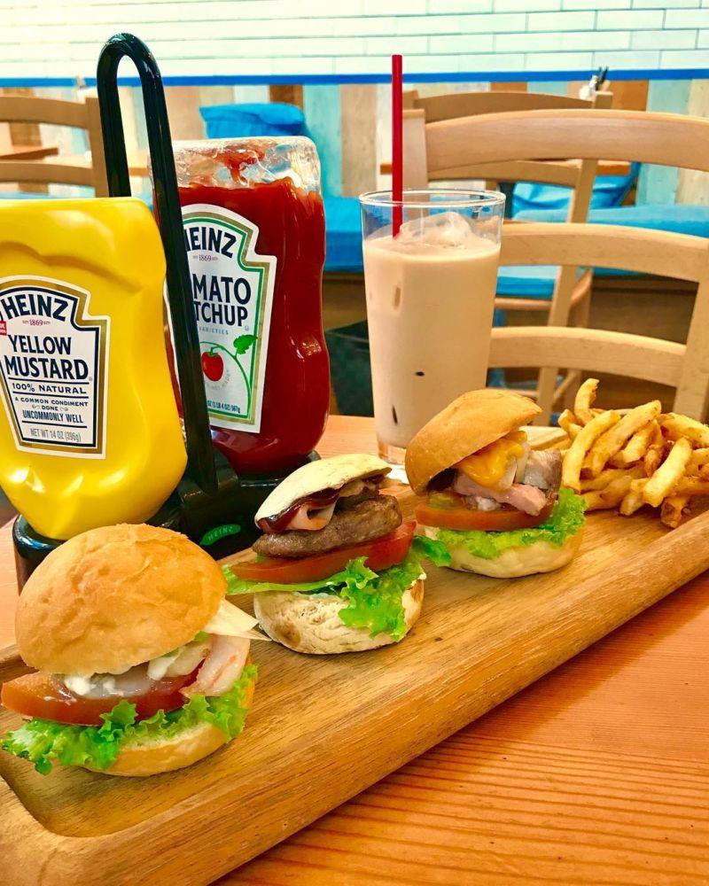 日本漢堡店-東京迷你漢堡 OMGCafe