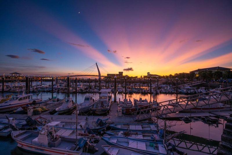 淡水景點淡水漁人碼頭