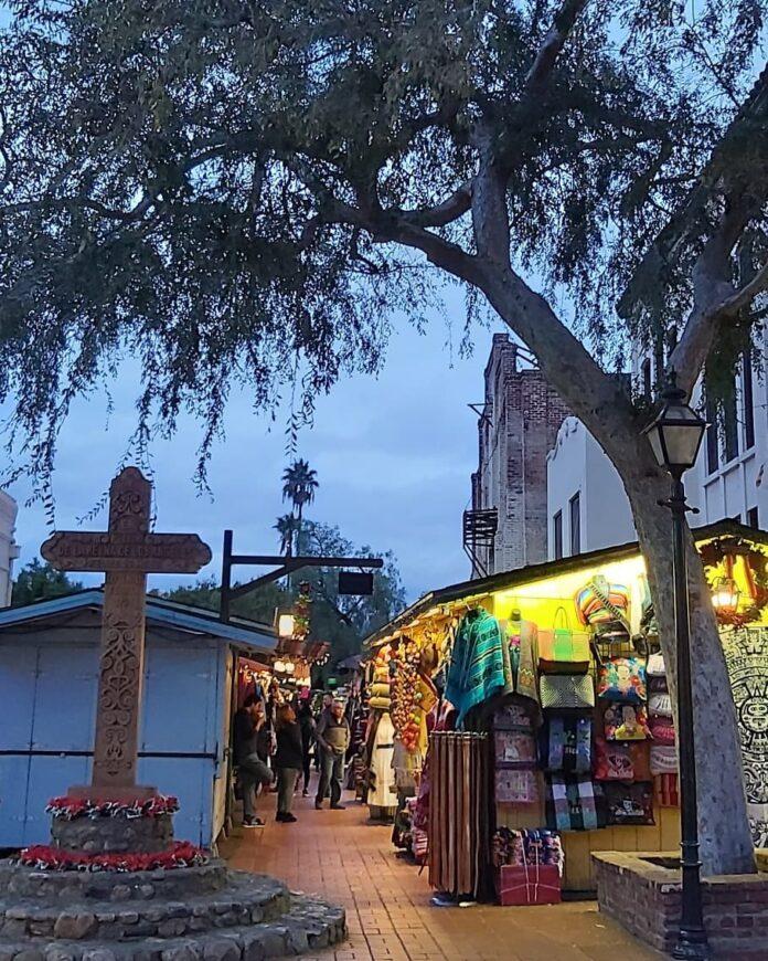 美國西岸洛杉磯景點-奧維拉街