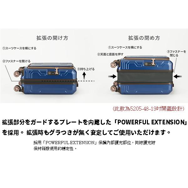 容量擴充30% 旅行必備行李箱