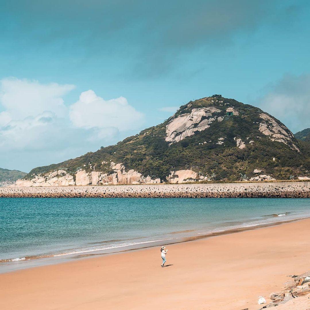 北竿塘后道沙灘