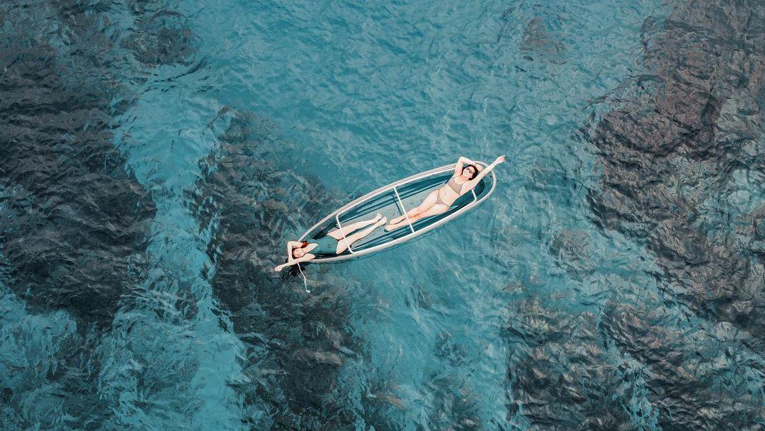 小琉球獨木舟
