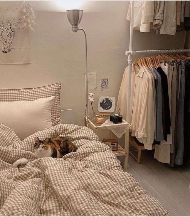 讓睡覺空間充斥能夠放鬆香味