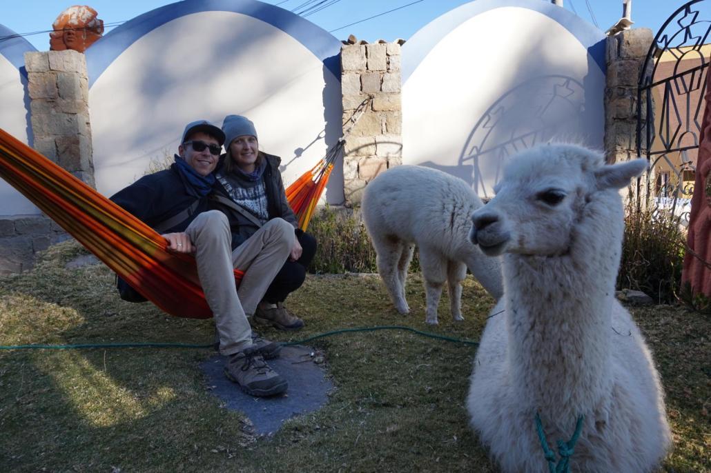 Hotel Cupula Lamas