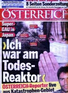 Österreich-Cover vom 16.3.2011