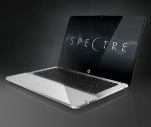 HP Envy 14 Spectre vorne