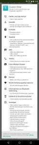 Huawei Wear App-Berechtigungen