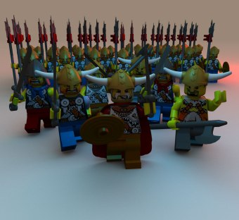 Vikings are coming WIP