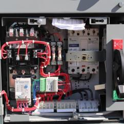 Electrical Control Panel Wiring Diagram Gfci Outlet Internal Allen Bradley Intellicenter Motor Center (used) For Sale In United States - Equipmentmine