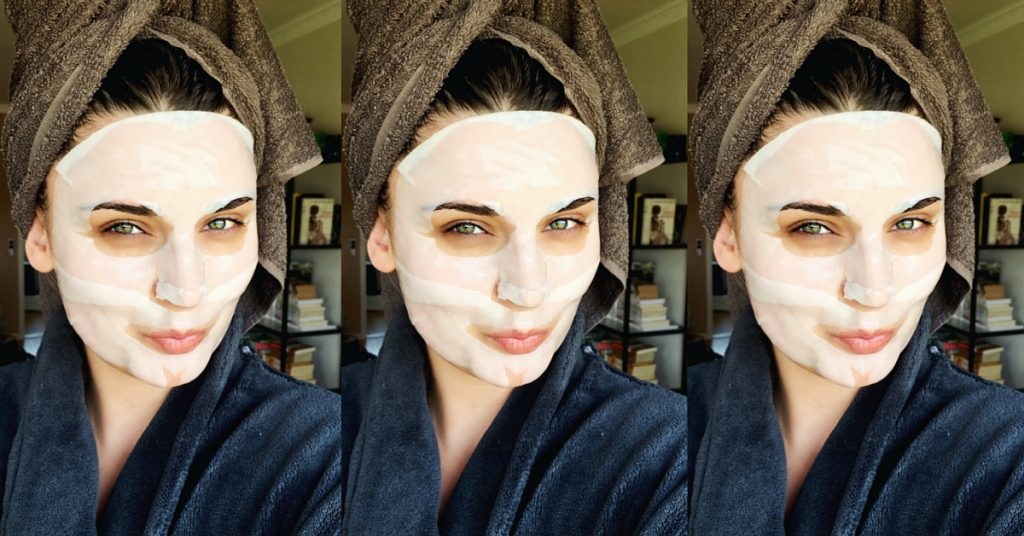 mizon, sheet mask, hudpleje, sheet masker, k-beauty, koreansk hudpleje