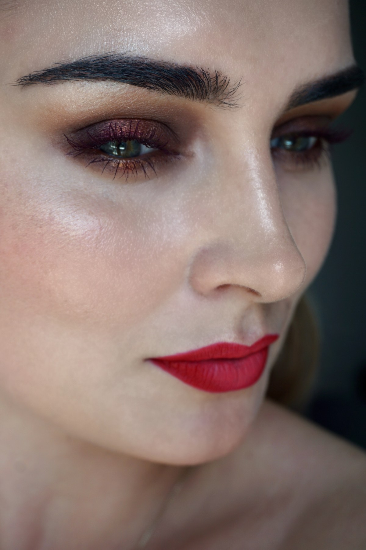 makeup look med naked heat