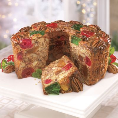 Christmas Fruitcake From The Swiss Colony AW677